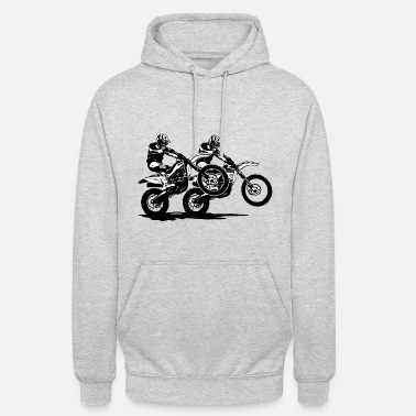 Mx Motocross - Moto Cross - MX - Unisex Hoodie