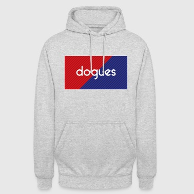 Dogue Dogues - Sweat-shirt à capuche unisexe