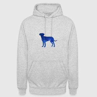 Dog Space Design Unisex - Unisex Hoodie