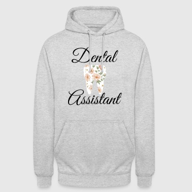 Dental Assistant - Bluza z kapturem typu unisex