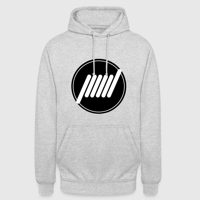 Vape T-shirt icon Coil - Unisex Hoodie