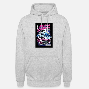 Illest Flying saucers - Unisex Hoodie