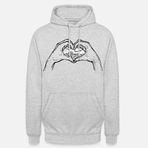 ich liebe das meer unisex hoodie spreadshirt. Black Bedroom Furniture Sets. Home Design Ideas