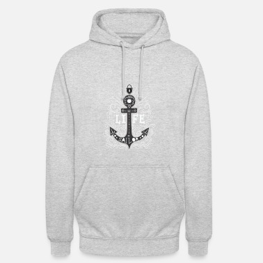 Sport Anker Sailor Lifestyle - Unisex Hoodie