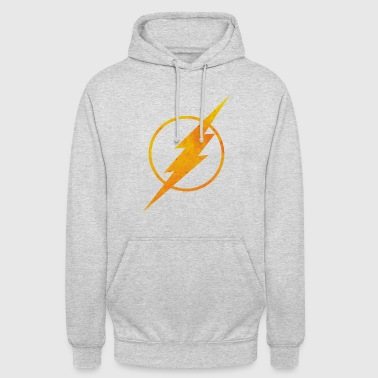 Justice League The Flash Logo Snapback Cap - Unisex Hoodie