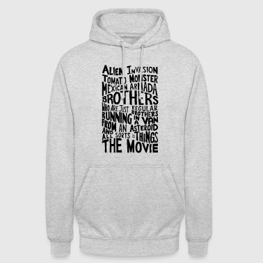 Movie Quote Rick_And_Morty - Unisex Hoodie