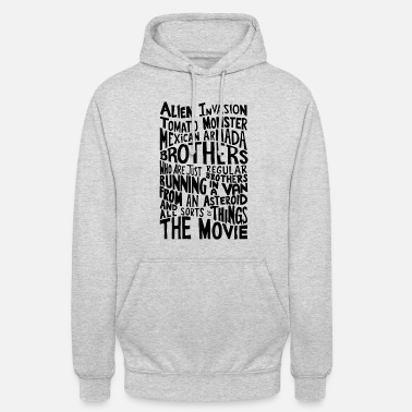 Movie Quote Movie Quote Rick_And_Morty - Unisex Hoodie