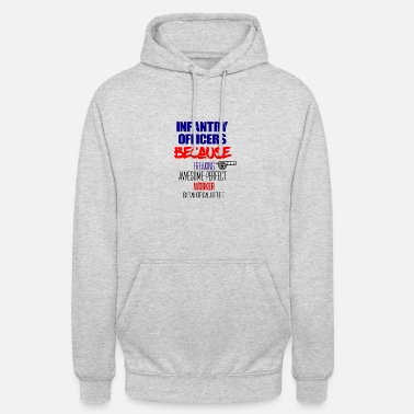 Infantry Infantry officers - Unisex Hoodie