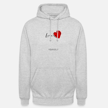 Yourself love yourself - Unisex Hoodie