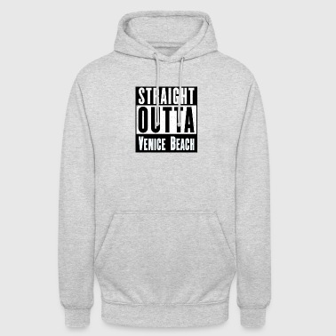 Los Angeles Straight Outta Venice Beach - Unisex Hoodie