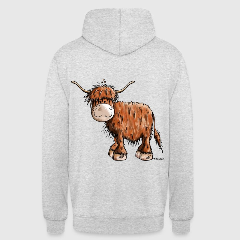 Highlander - Sweat-shirt à capuche unisexe
