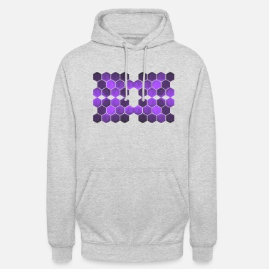Artist Beautiful fractal mandala drawing form - Unisex Hoodie
