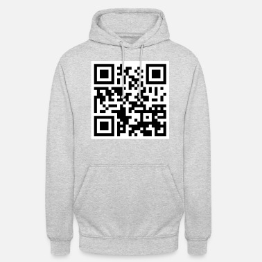Offensive Offensive QR Code - Unisex Hoodie