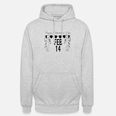 Collections Valentine Collection - Unisex Hoodie
