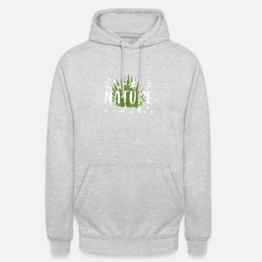 Natural NATURE - Unisex Hoodie