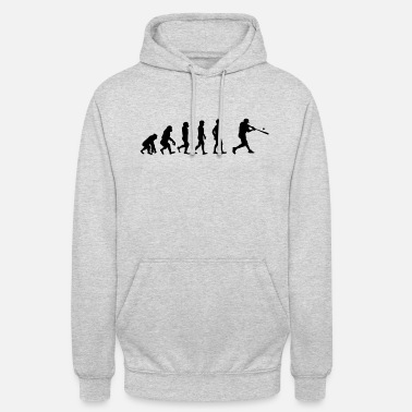 Baseball Evolution Baseball - Unisex Hoodie