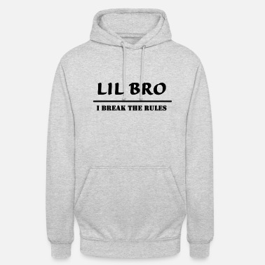d953c33f5 Little Brother Other Big sister little brother partner look - BRO - Unisex  Hoodie