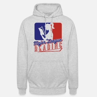 Major League Major League Geek Graphic - Unisex Hoodie