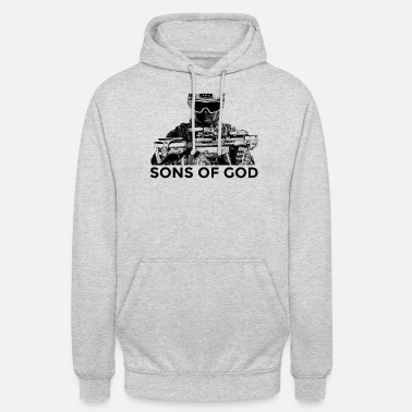 God Sons of God Military Design SOG Special Ops - Unisex Hoodie