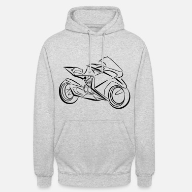Motorcycle Supersport - Unisex Hoodie