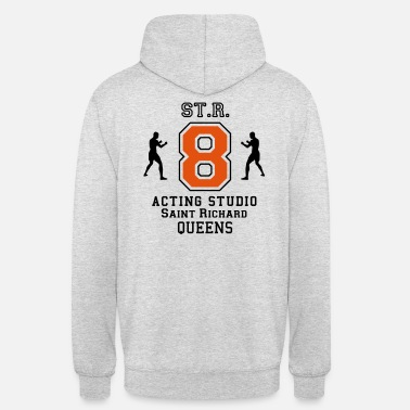 Male straight acting - Unisex Hoodie