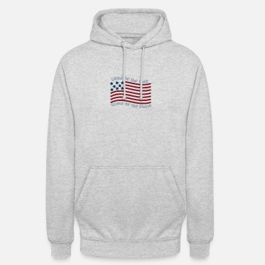 Land Land of the Free - Unisex Hoodie