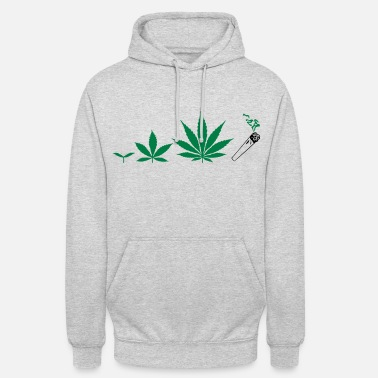 Cannabis Cannabis development - Unisex hoodie