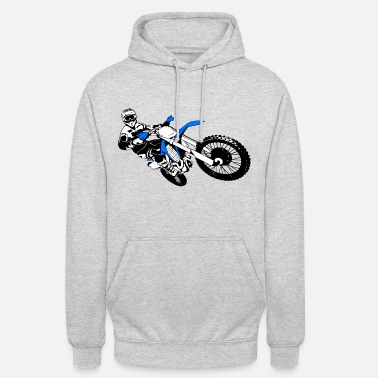Motorsport Motorcross - Moto Cross - Supercross - MX - SX - Unisex hoodie