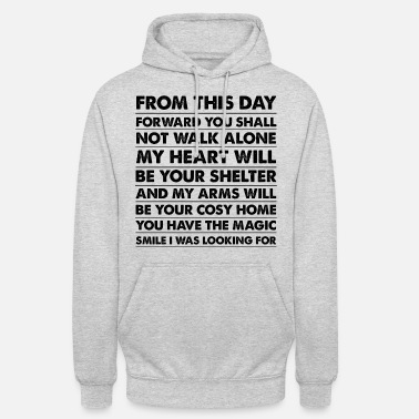 Girlfriend Gifts for Husband, Wife, Boyfriend or Girlfriend - Unisex Hoodie