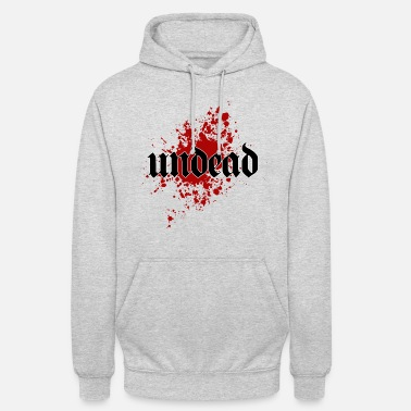 Undead undead - Undead - Unisex hoodie