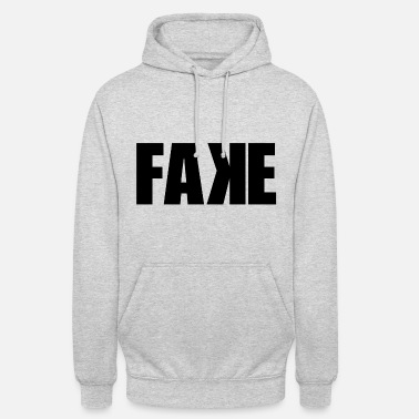 Falso falso - Hoodie unisex