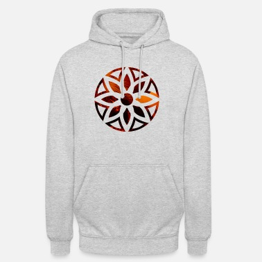 Beautiful flower - Unisex Hoodie