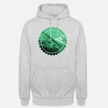 Bicycle mountain - Unisex Hoodie
