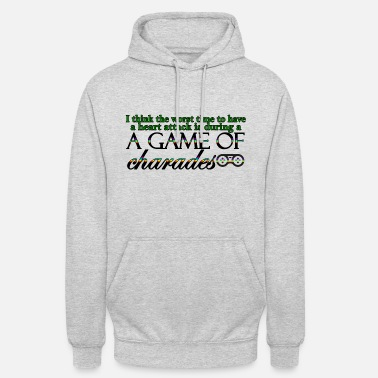 Charade Game of Charades 53 G - Unisex Hoodie