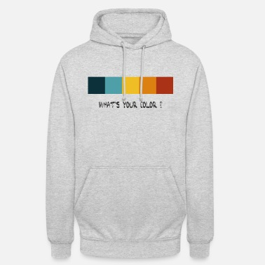 ps color bubble g - Unisex Hoodie