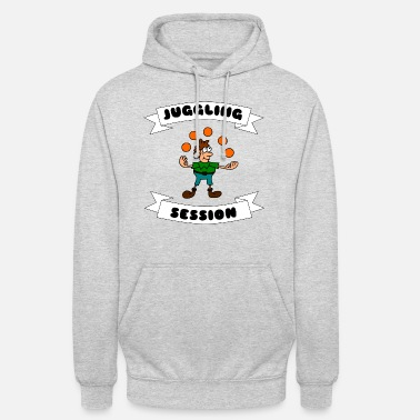 Session Juggling Session - Unisex Hoodie