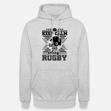 Rugby Torneo di rugby - Hoodie unisex