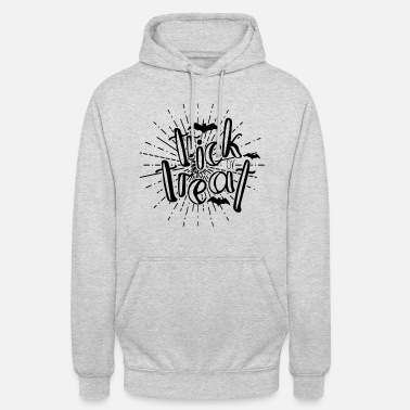 Trick Or Treat Trick or Treat - Unisex Hoodie