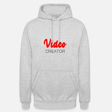 Youtuber Video Creator YouTuber - Hoodie unisex