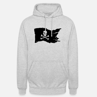 Pirate Flag pirate flag - Unisex Hoodie