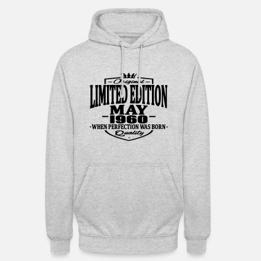 May 1960 Limited edition may 1960 - Unisex Hoodie