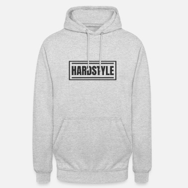 Hardstyle Hardstyle | Marchandise hardstyle - Sweat à capuche unisexe