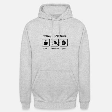 Floor Hockey Todays Schedule Hockey Ice Hockey Floor ball - Unisex Hoodie