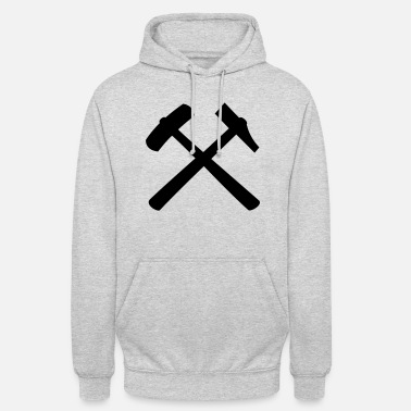 Hammer Und Schlegel Hammer and Sledge - Unisex Hoodie