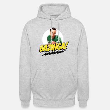 Tv The Big Bang Theory Spruch - Unisex Hoodie