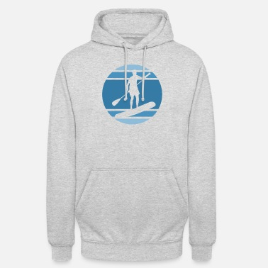 Funny Unisex Hoodie // Hooded Top Kayak All I Care About Is Rowing Row