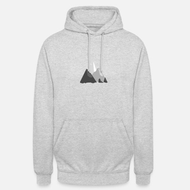 Rocky Mountains Rocky mountains - Unisex Hoodie