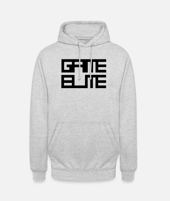 Gamepad Hoodies & Sweatshirts - Game Elite - Unisex Hoodie light heather grey