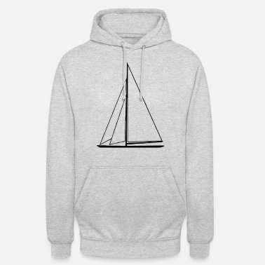 Sail Boat sail boat - Unisex Hoodie