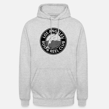 Jack Black Los Angeles Rod And Reel Club - Sweat à capuche unisexe